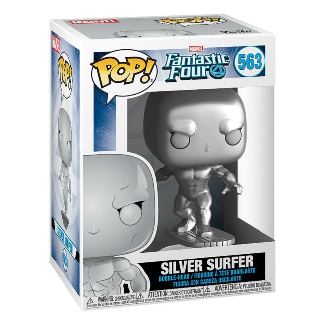 Marvel Vinyl Fantastic Four Silver Surfer