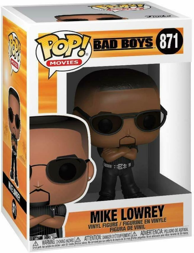 Bad Boys – Mike Lowrey 871