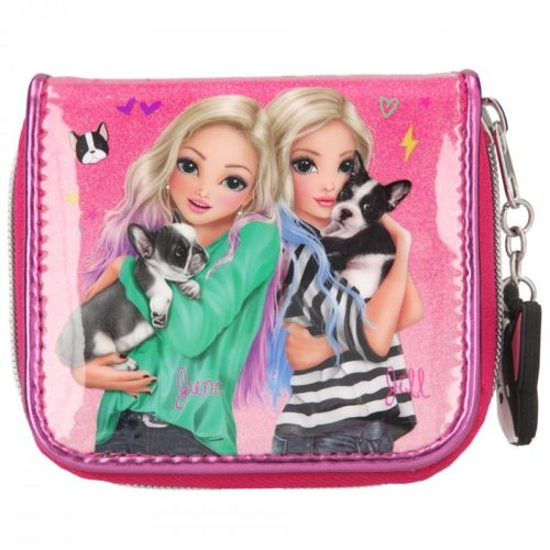 TOP Model Purse Friends Pink