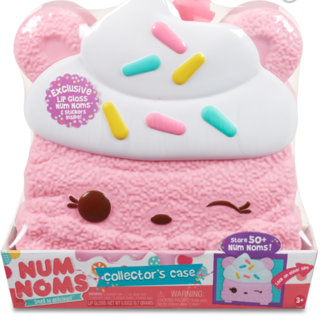 Num Noms Collector Case