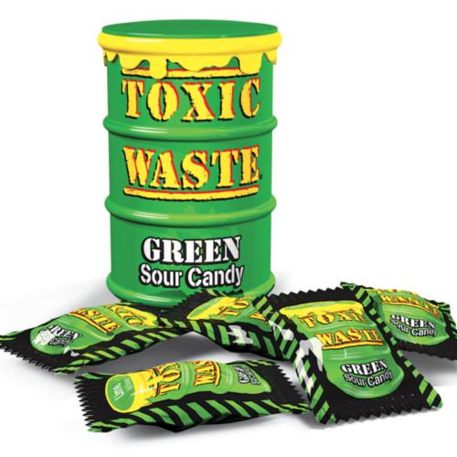 TOXIC WASTE GREEN TUB
